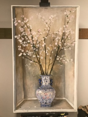 Orient cherry blossom complete