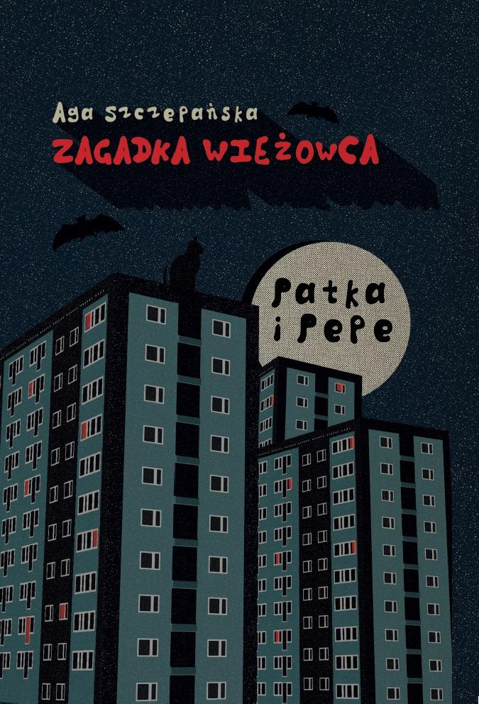 okładka Patka i Pepe wieżowiec